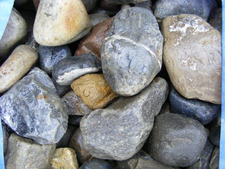 Delaware River Stone Delaware River Bulk Image