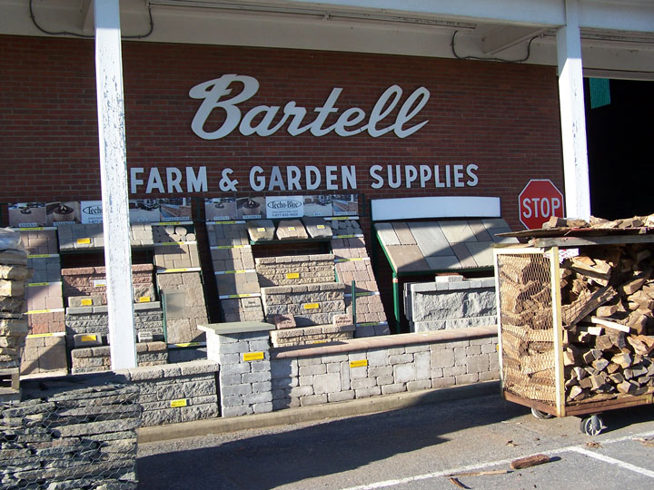 Bartell Farm and Garden Supply Company History